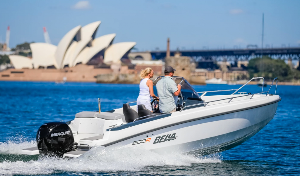 Enjoy the boating lifestyle you've always dreamed of