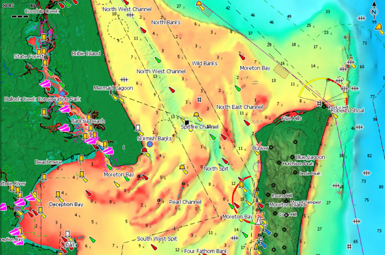 C-Map launchers new chart range with Global Shaded Relief