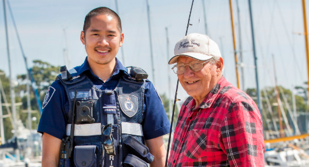 Catch a new career as a Fisheries Officer