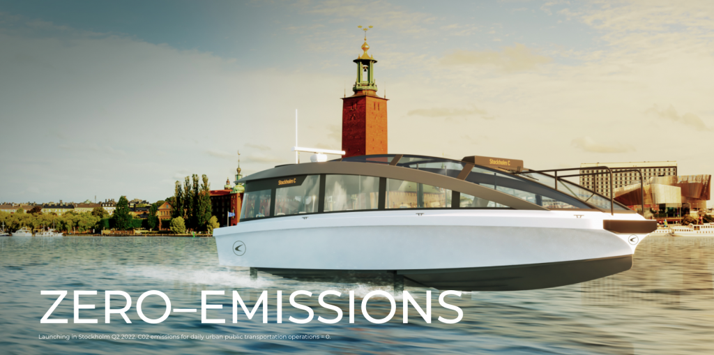 World's fastest all-electric passenger ferry to launch in 2022