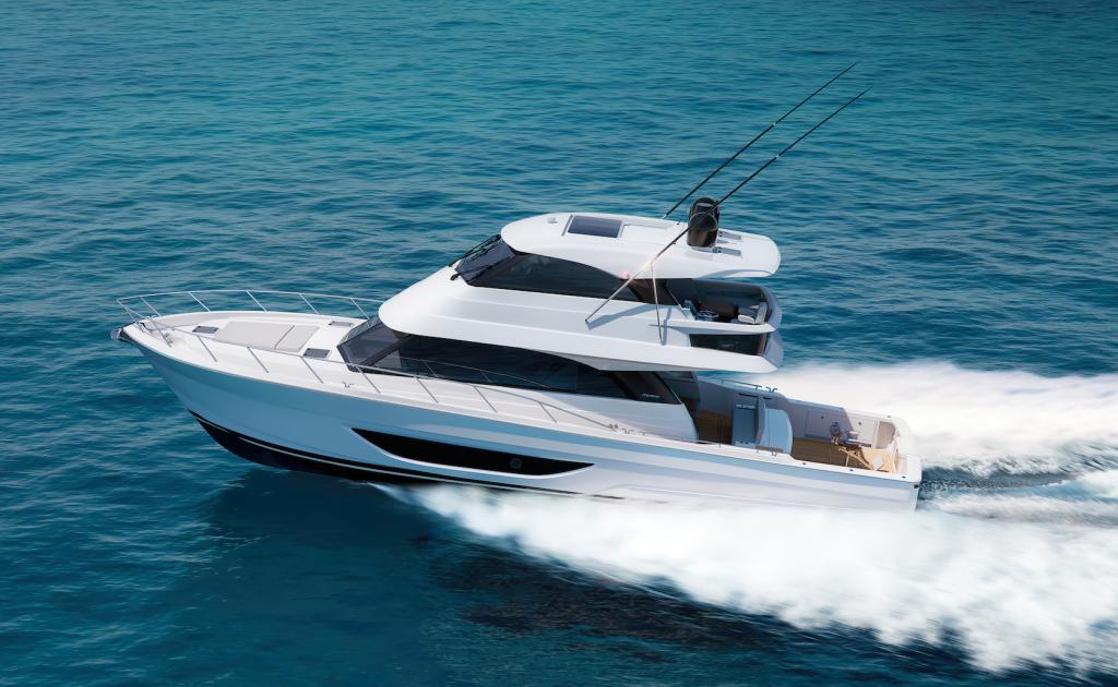 Maritimo reveals new M600 Offshore Motor Yacht