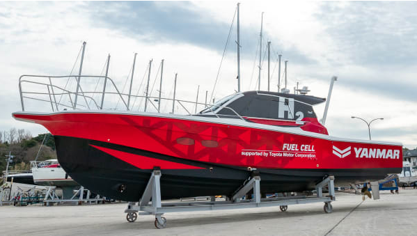 Yanmar tests maritime Hydrogen Fuel Cell System