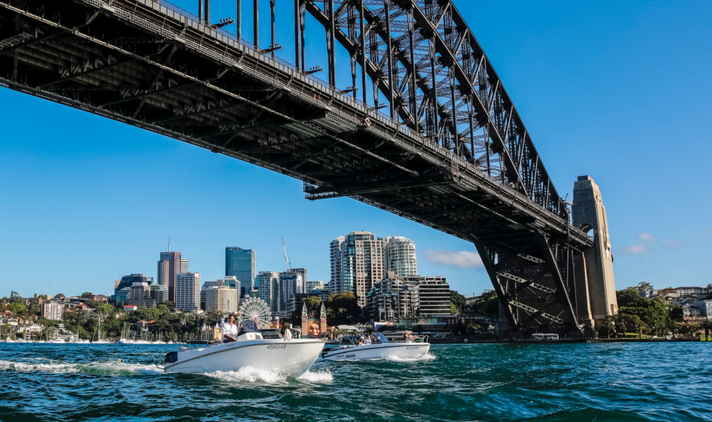 Top Easter boating spots around Sydney Harbour and Ku-ring-gai