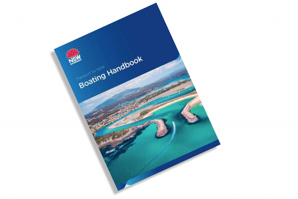 NSW Boating Handbook updated