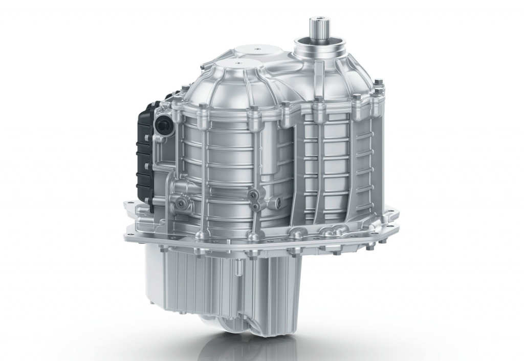 ZF Marine launches 2-Speed outboard transmission
