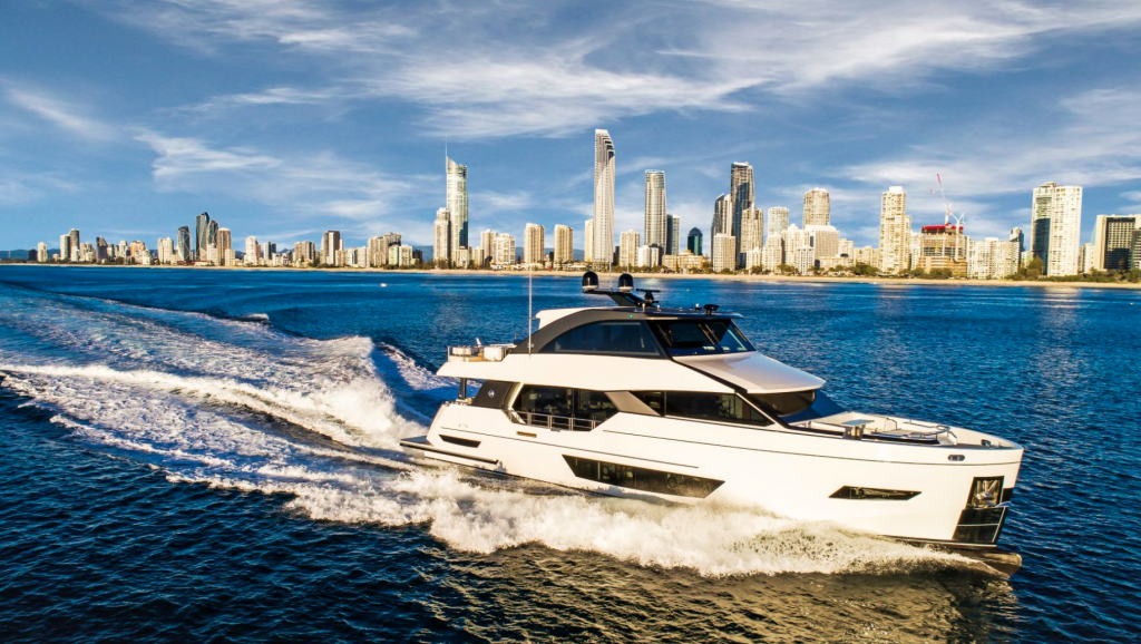 Alexander Marine readies for boat show debuts