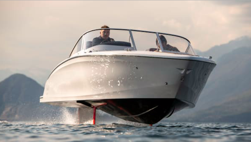 Is this is how electric boats will look?