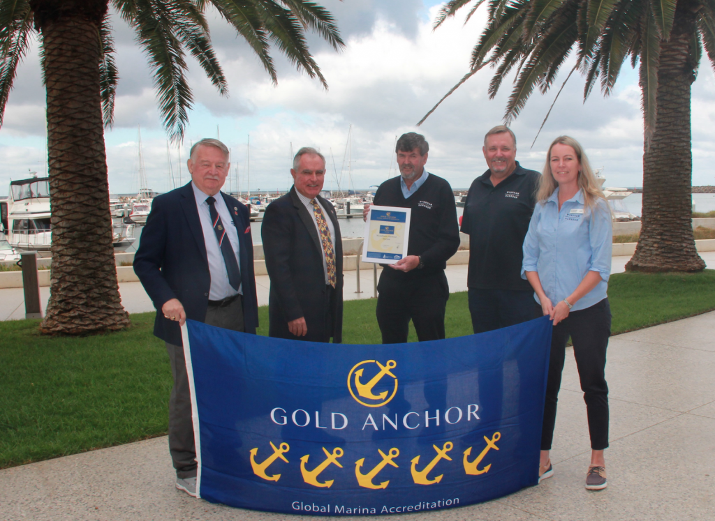 Global recognition for Wyndham Harbour Marina